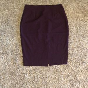 VS body con pencil skirt